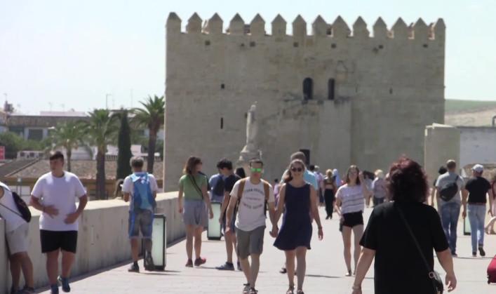 Turismo de masas en Córdoba